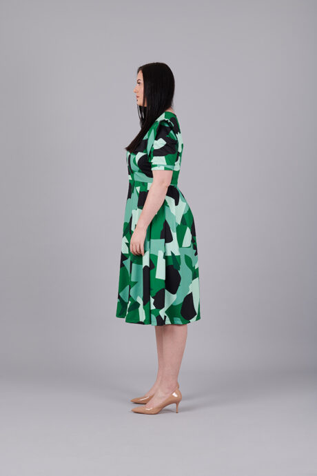 Camouflage-Stretch-Dress-side